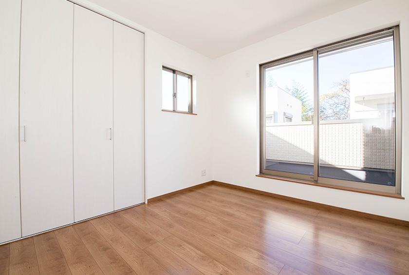 8号地 新築一戸建て 洋室