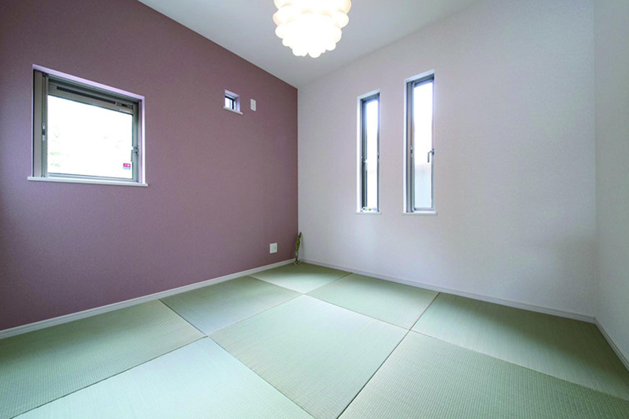 間取りだけでなくインテリアデザインにもこだわった家づくりを行えます。